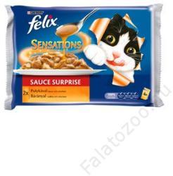 FELIX Sensations Sauce Surprise 4x100g