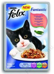 FELIX Fantastic Salmon & Zucchini 20x100g