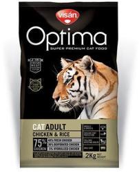 Optimanova Cat Adult Chicken & Rice 8kg