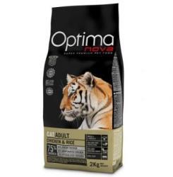 Optimanova Cat Adult Chicken & Rice 400g