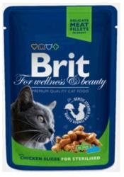 Brit Premium Cat Sterilised 100g