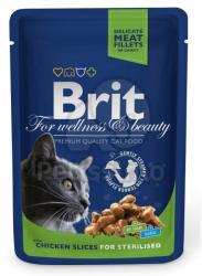 Brit Premium Cat Sterilised 24x100g