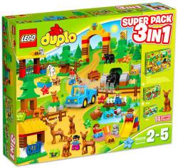 LEGO Duplo - Erdő Super Pack (66538)