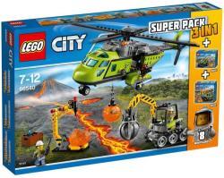 LEGO City - Vulkánkutatók Super Pack (66540)