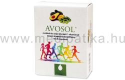 AVOSOL Avokádó és Szója kivonat kapszula C-vitaminnal - 60 db