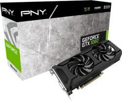 PNY GeForce GTX 1060 6GB GDDR5 192bit PCIe (GF1060GTX6GEPB)
