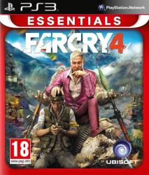 Ubisoft Far Cry 4 [Essentials] (PS3)