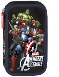 DERFORM Avengers - Bosszúállók 2 emeletes, töltött tolltartó (DFM-PWDAV10)