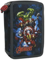 DERFORM Avengers - Bosszúállók 3 emeletes, töltött tolltartó (DFM-PWTAV11)