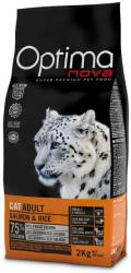 Optimanova Cat Adult Salmon & Rice 2kg