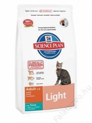 Hill's SP Feline Adult Light Tuna 4x5kg