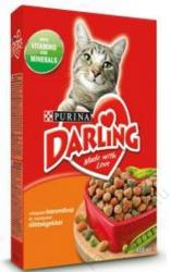 Darling Poultry & Vegetables Dry Food 10x400g