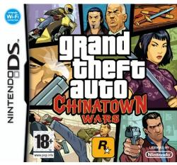 Rockstar Games Grand Theft Auto Chinatown Wars (Nintendo DS)