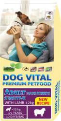 DOG VITAL Adult Sensitive Maxi Breeds - Lamb 12kg