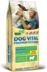 DOG VITAL Junior Sensitive All Breeds - Lamb 12kg