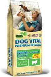 DOG VITAL Junior Sensitive All Breeds - Lamb 12kg