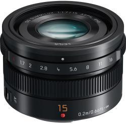 Panasonic Lumix G Leica DG Summilux 15mm f/1.7