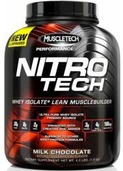 Muscletech Performance Nitro Tech - 4540g