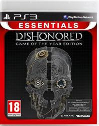 Bethesda Dishonored [Game of the Year Edition-Essentials] (PS3)