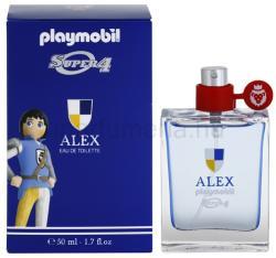 Playmobil Super4 Alex EDT 50ml