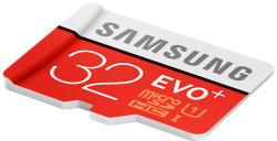 Samsung MicroSDHC EVO+ 32GB Class 10 MB-MC32D