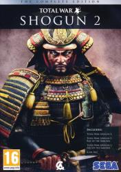SEGA Shogun 2 Total War [The Complete Collection] (PC)