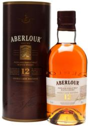 ABERLOUR 12 Years Double Cask Matured Whiskey 1L 40%