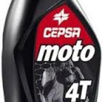 CEPSA Moto 4T R 5W40 (1L)