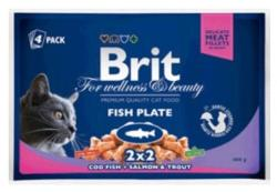 Brit Premium Cat Fish Multipack 4x100g