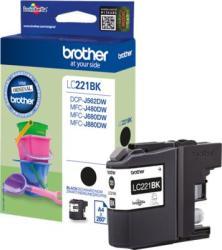 Brother LC221BK Black