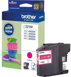 Brother LC221M Magenta
