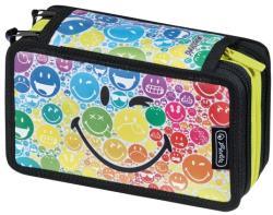 Herlitz SmileyWorld Rainbow 3 emeletes tolltartó, üres