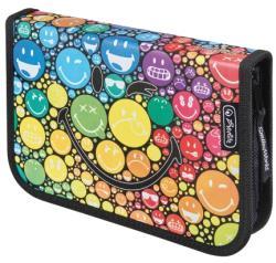 Herlitz SmileyWorld Rainbow tolltartó, üres