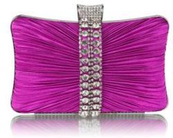 Fashion Only Alkalmi clutch táska Chance - lila