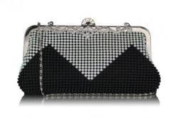 Fashion Only Alkalmi clutch táska Brenna - fehér
