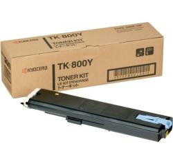 Kyocera TK-800Y Yellow