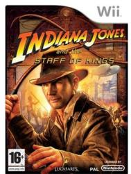 LucasArts Indiana Jones and the Staff of Kings (Wii)