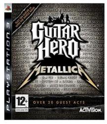 Activision Guitar Hero Metallica (PS3)