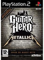 Activision Guitar Hero Metallica (PS2)