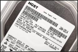 "Hitachi Deskstar 3.5"" 3TB HDN724030ALE640"
