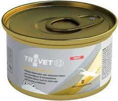 TROVET Urinary Struvite Cat Beef (ASD) 85g