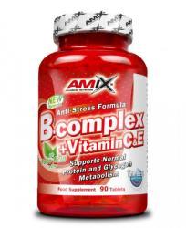 Amix Nutrition B-Complex+Vitamin C & E - 90 comprimate