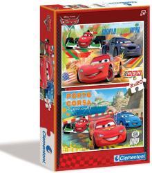 Clementoni Disney Verdák 2x20 db-os (07005)