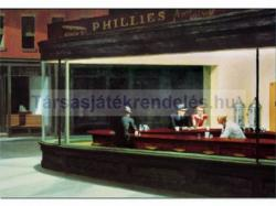 Educa Edward Hopper: Nighthawks 1000 db-os