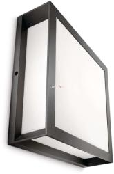 Massive - Philips Skies kültéri fali lámpa, antracit 17184/93/16