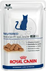 Royal Canin Neutered Weight Balance 12x100g