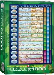 EUROGRAPHICS Evolution of Life 1000 db-os (6000-0080)