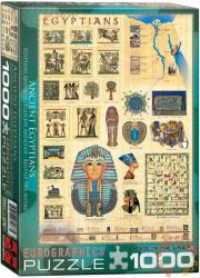 EUROGRAPHICS Ancient Egyptians 1000 db-os (6000-0083)