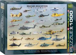 EUROGRAPHICS Military Helicopters 1000 db-os (6000-0088)