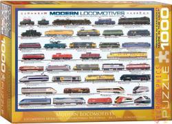 EUROGRAPHICS Modern Locomotives 1000 db-os (6000-0091)